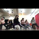 福岡の高校生女子ダンスクラス