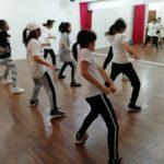 ダンス中学生女子と高校生女子4回で4000円の限定クラス