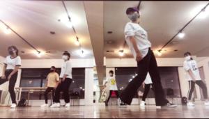 K-POPダンス入門福岡でBTS新曲に挑戦